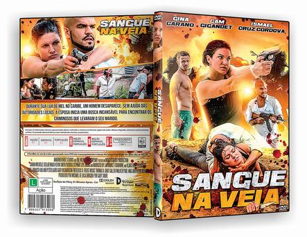 CAPA DVD – Sangue Na Veia -DVD-R