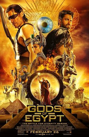 ตัวอย่างหนังใหม่ : Gods of Egypt (สงครามเทวดา) ตัวอย่างที่ 2 ซับไทย poster11