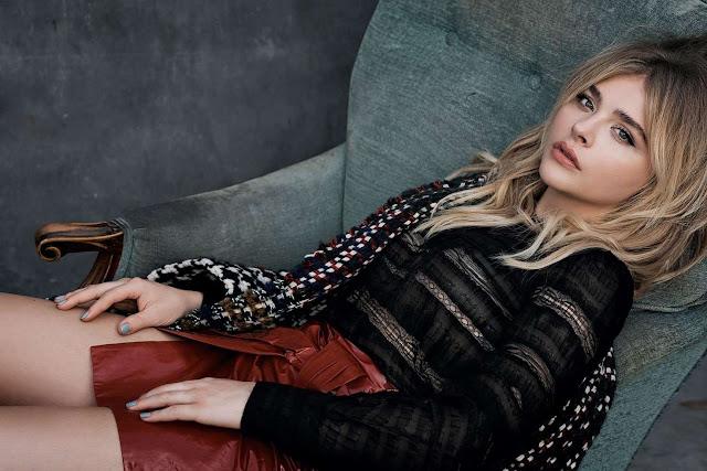 Chloe Moretz – Glamour UK Magazine