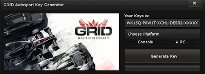 Grid AutoSport Cd Key Generator