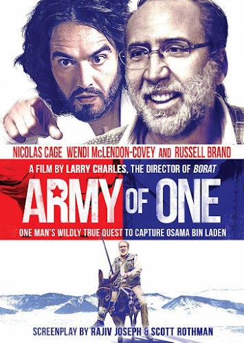 Army of One (BRRip 720p Ingles Subtitulada) (2016)