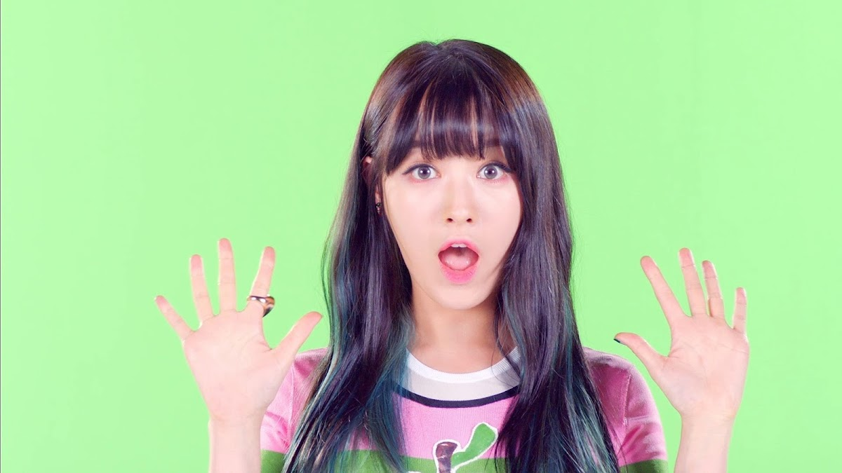 CLC Seunghee No Oh Oh