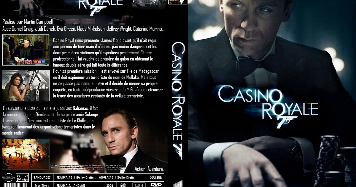 JAMES BOND CASINO ROYALE MOVIE ONLINE