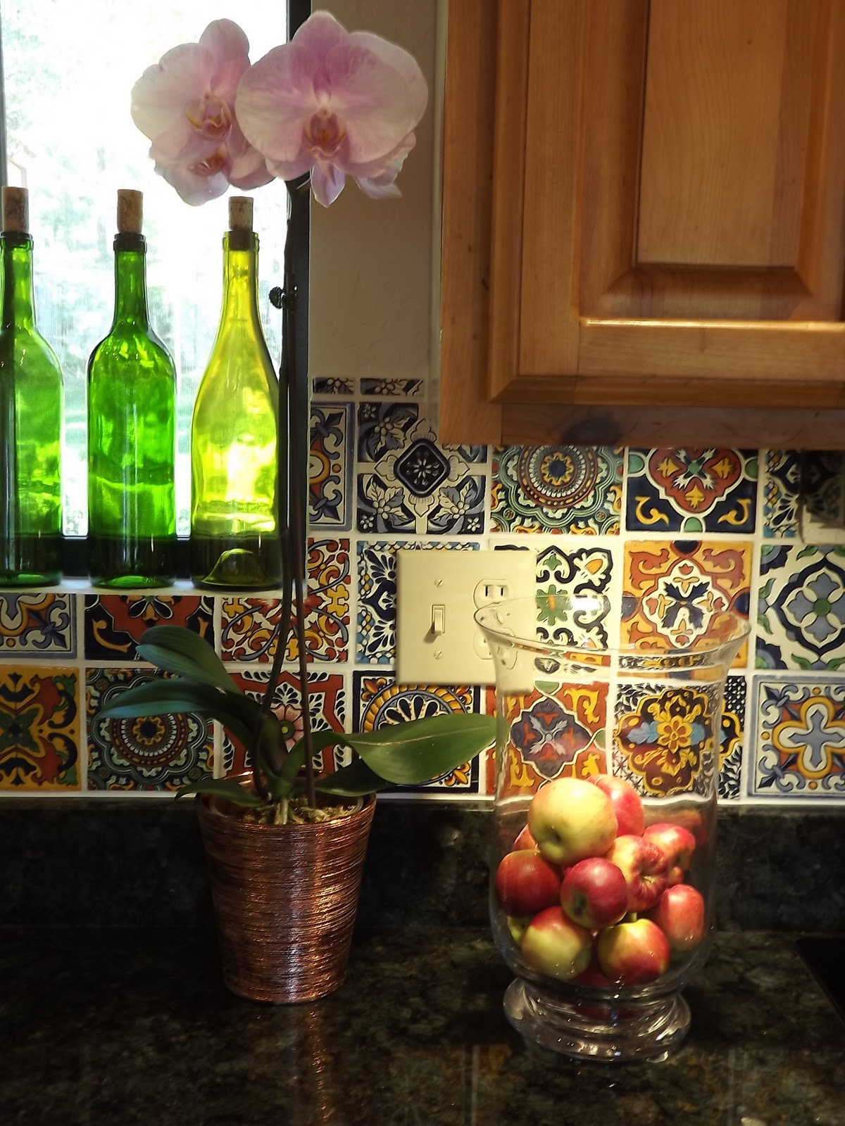 - Dusty Coyote: Mexican Tile Kitchen Backsplash DIY