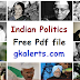 Indian Politics - GK (PDF-3)