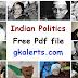 Indian Politics - GK (PDF-2)