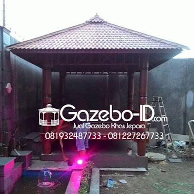 Gazebo Glugu Jepara