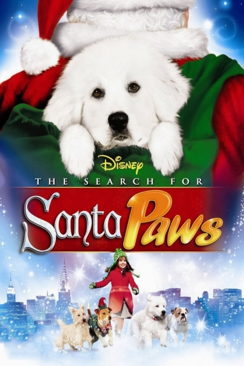 Watch The Search for Santa Paws (2010) Online For Free Full Movie English Stream
