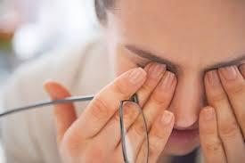 eye problem
