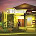 Contoh Desain Rumah Mewah Yang Modern