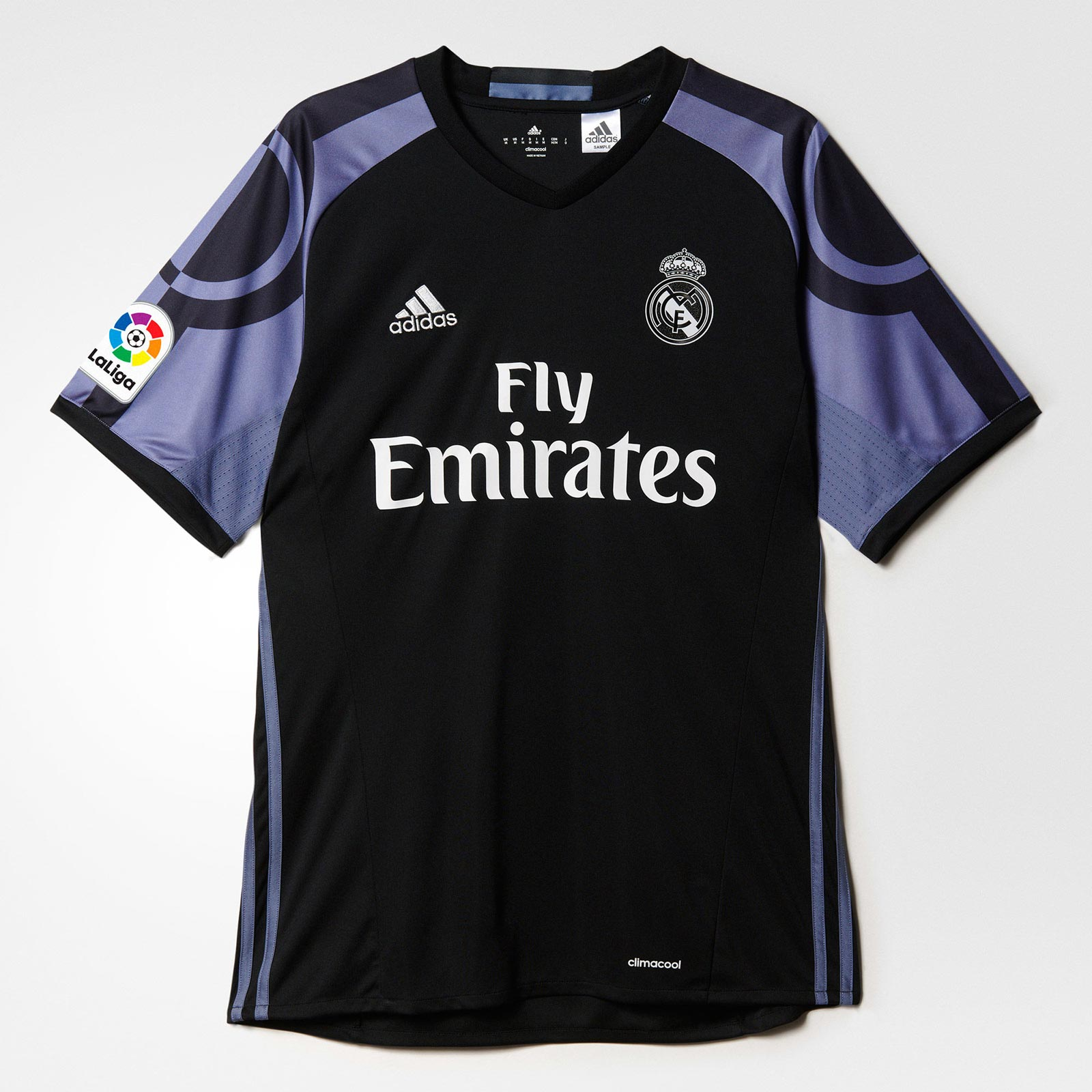 real madrid third jersey 2017