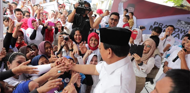 Prabowo Sudah Ingatkan Relawan Jaga Suara Di TPS Sampai Penghitungan Selesai