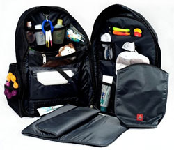 Dadgear Backpack Diaper Bag By Dad Gear