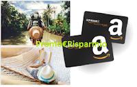 Logo Tipi di Vacanza: vinci gratis buono Amazon da 25€