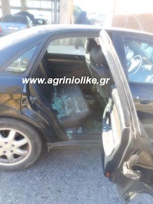 Αγρίνιο:Ρομά προκάλεσαν φθορές σε αυτοκίνητο ύστερα από συμπλοκή ...