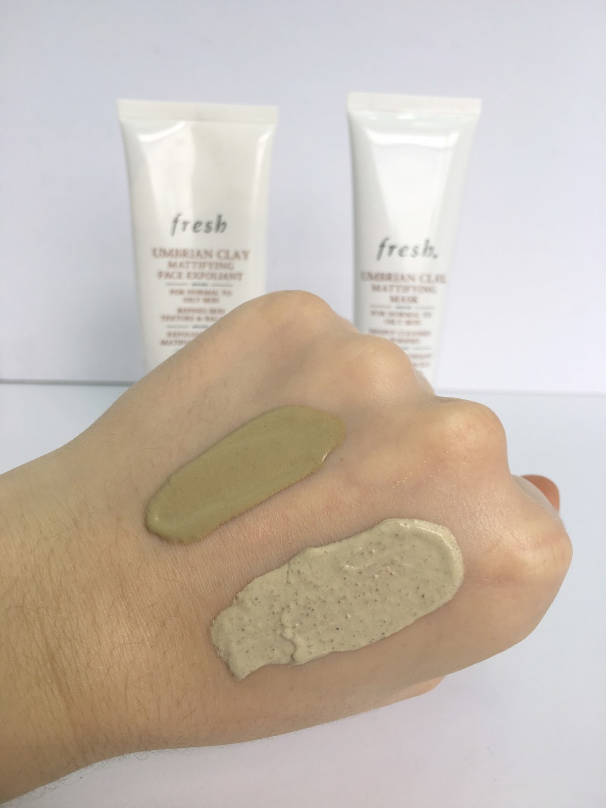 Fresh Umbrian Clay Review