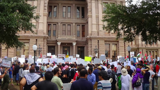 New Leaders Surface in Wave of Texas Protests
