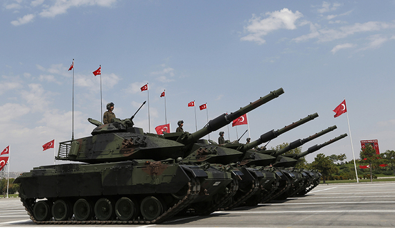 Is Turkey being snowed by flurry of fake defense news?
