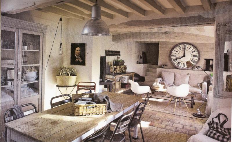 Creamaricrea tra vintage e industrial chic for Arredamento in stile shabby chic