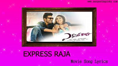 express-raja-telugu-movie-songs-lyrics
