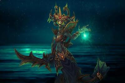 Medusa - Serpent of The Emerald Sea