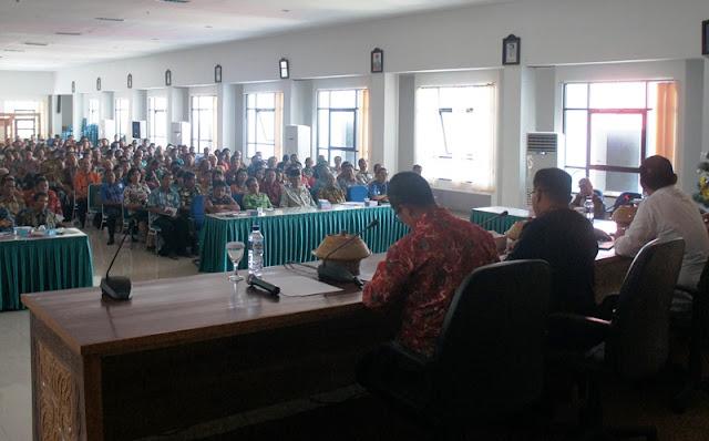 Kabupaten Pariwisata ini akan Desain 80 Sekolah Model