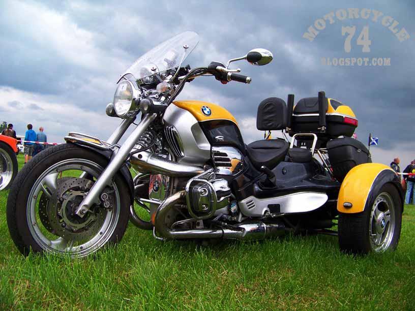 MOTORCYCLE 74: Euro trike meeting - Halen Belgium 2011