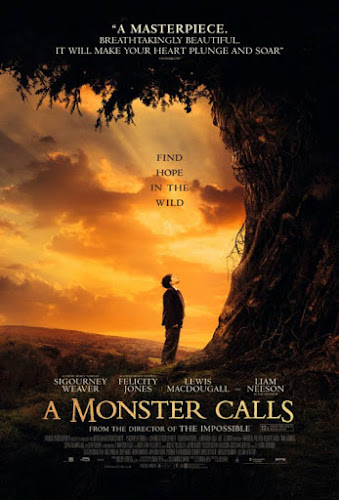 A Monster Calls (BRRip 1080p Dual Latino / Ingles) (2016)