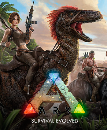Descargar ARK: Survival Evolved [PC] [Full] [ISO] [Español] Gratis [MEGA]