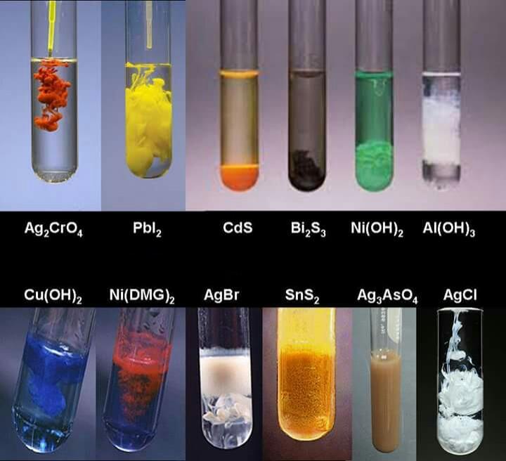 Amudu Magical Precipitate Of Chemistry