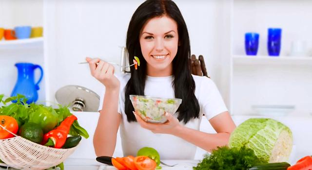 Como bajar de peso comiendo sano