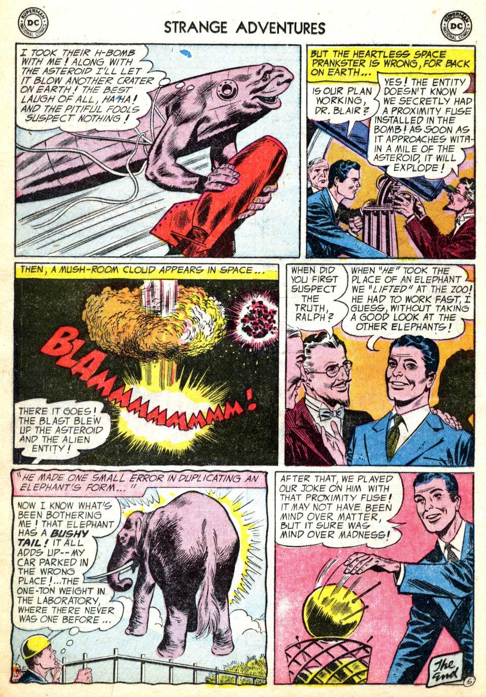 Strange Adventures (1950) issue 49 - Page 16