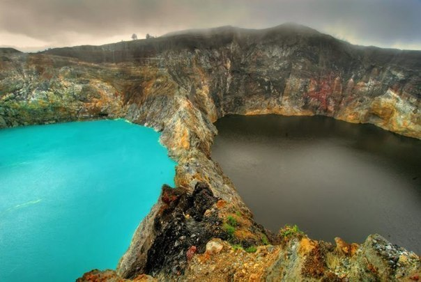 The Colorful Magic of Lake of Tears