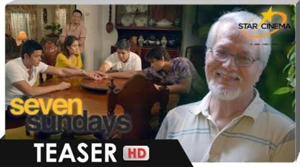 Watch: Star Cinema's Seven Sundays movie teaser