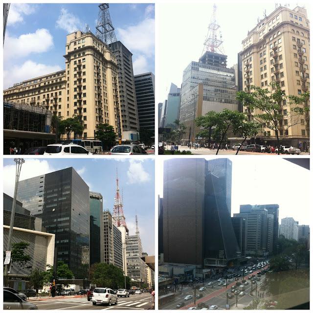 Onde ficar perto da Faculdade Cásper Líbero em São Paulo?