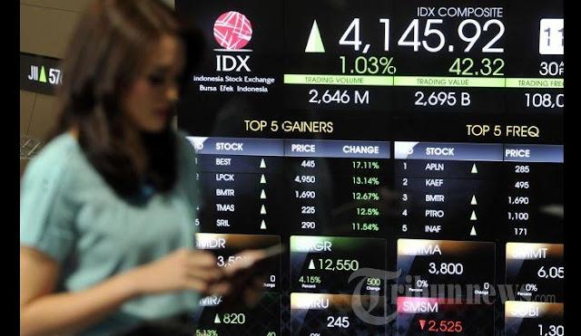 Wow! Rp.100 Ribu Bisa Investasi Resmi Saham Pasar Modal