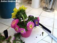 Blumengestecke DIY
