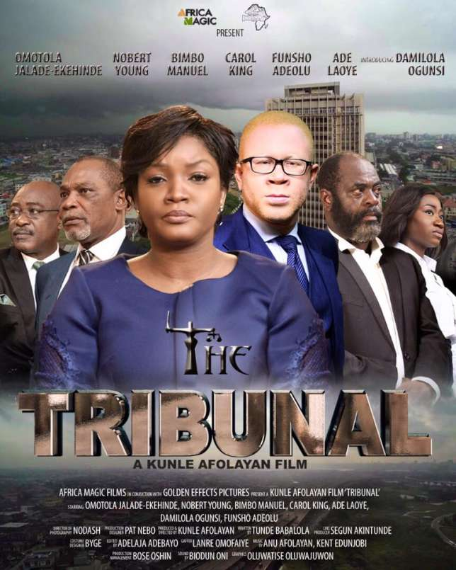 The Tribunal Movie Poster