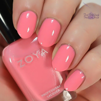Zoya Laurel swatch