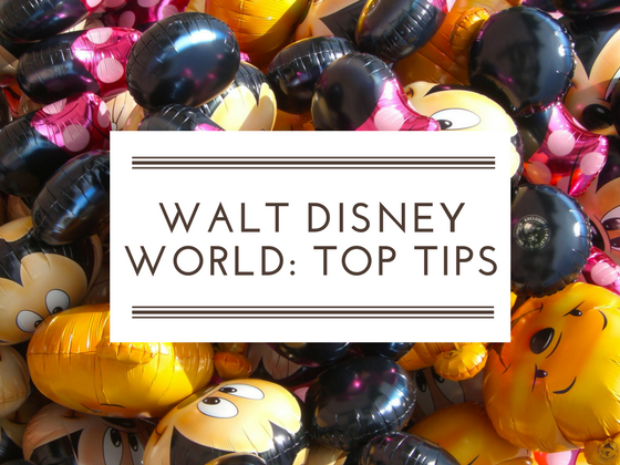 Walt Disney World: Tips for visiting