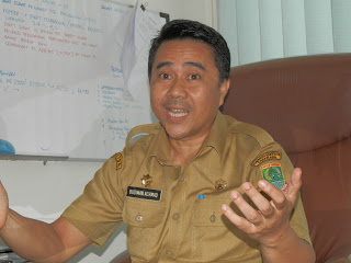 Camat di Karawang ini Berjanji Bakal Ketat Dalam Pengawasan Program di Wilayah Kerjanya