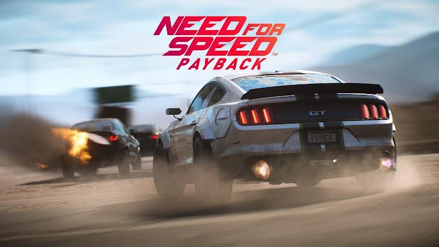العرض الرسمي الجديد للقصة في لعبة Need for Speed Payback