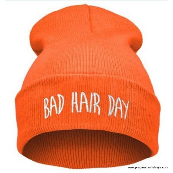 Gorra bad hair day Newchic