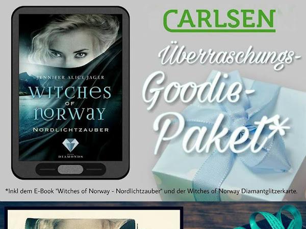 [GEWINNER] Witches of Norway Gewinnspielmarathon