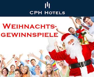 Weihnachtsglück mit CPH Hotels
