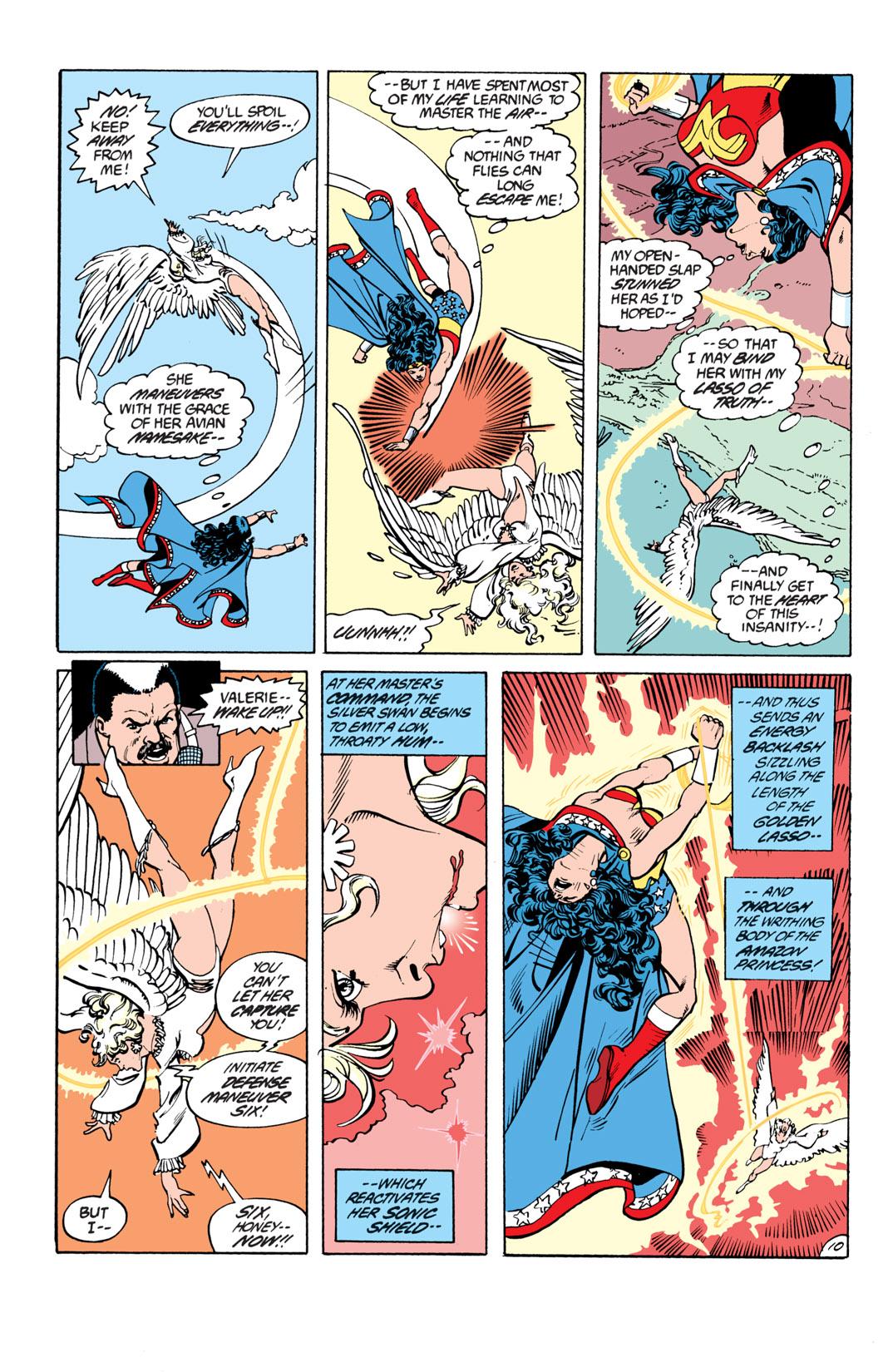 Read online Wonder Woman (1987) comic -  Issue #16 - 11