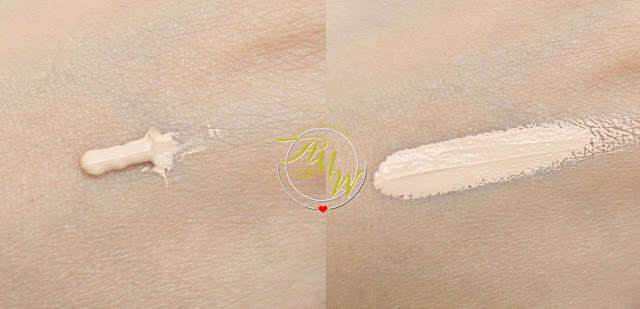 swatch photo of Tony Moly Facetone Cover FIX Concealer Vanilla Beige
