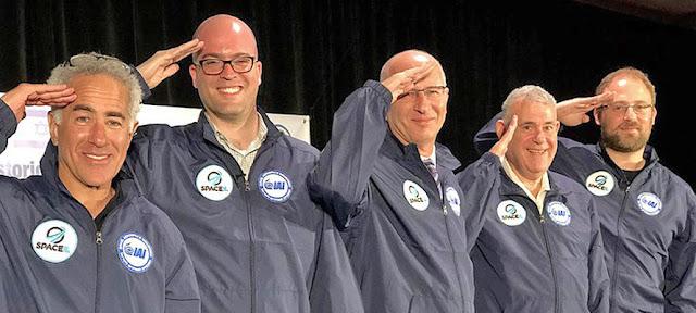 Diego Saikin, un ingeniero argentino forma parte del proyecto de la nave espacial no tripulada de Israel ya va camino a la Luna