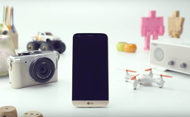 LG G6 Will join the Line of Modular Devices