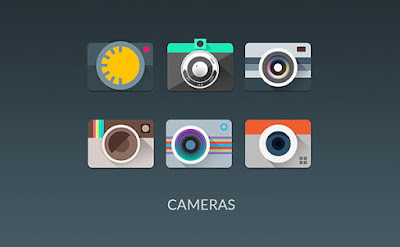 icon pack category cameras